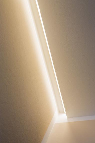LED Beleuchtung Flur