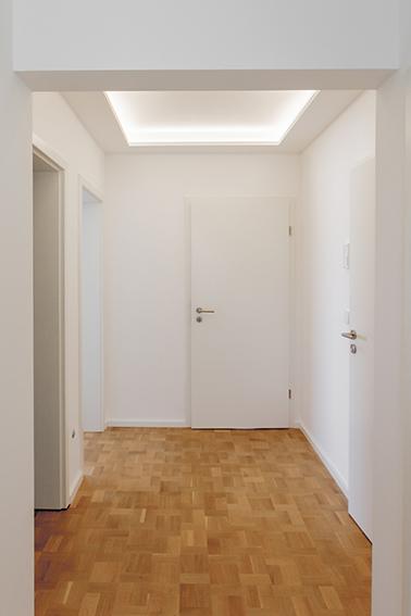 LED Belechtung im Haus