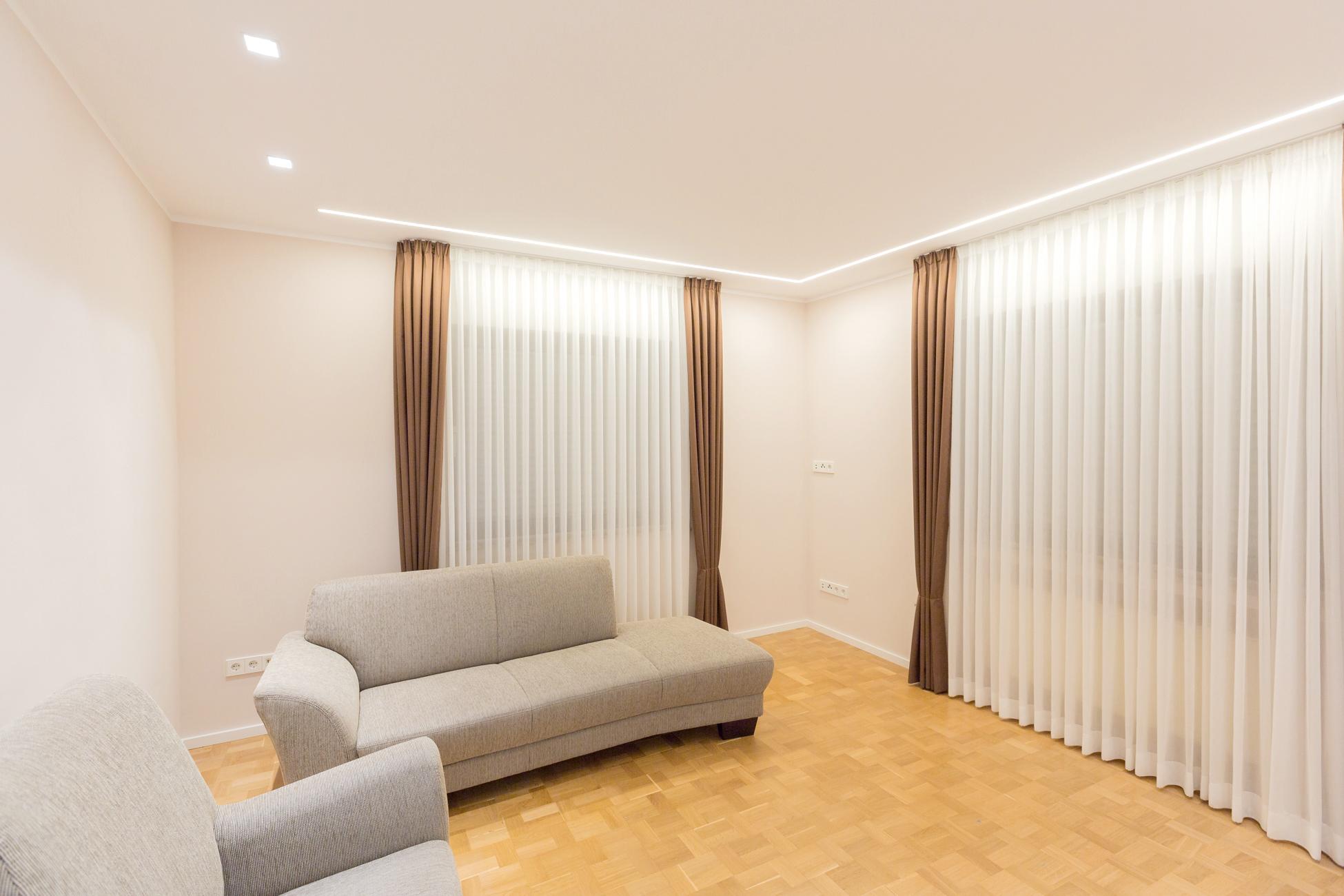LED Beleuchtung Wohnzimmer