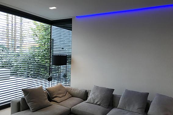 Beleuchtung im Haus